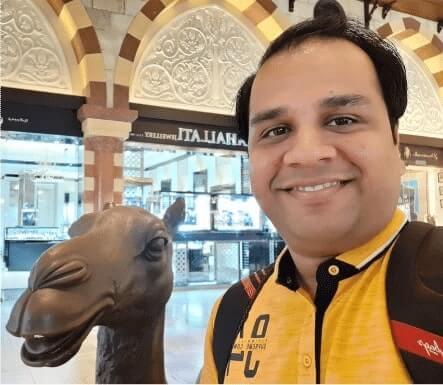 WordPress Developer & Consultant, Salil Agarwal