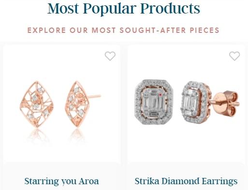 jewellry website